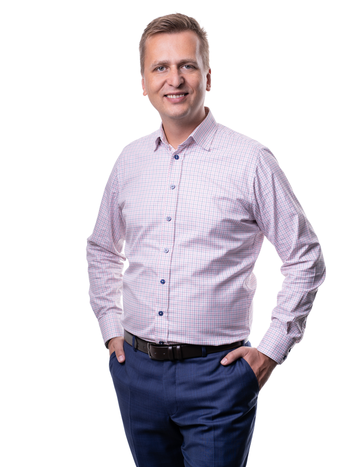 Martin Březina - realitní makléř