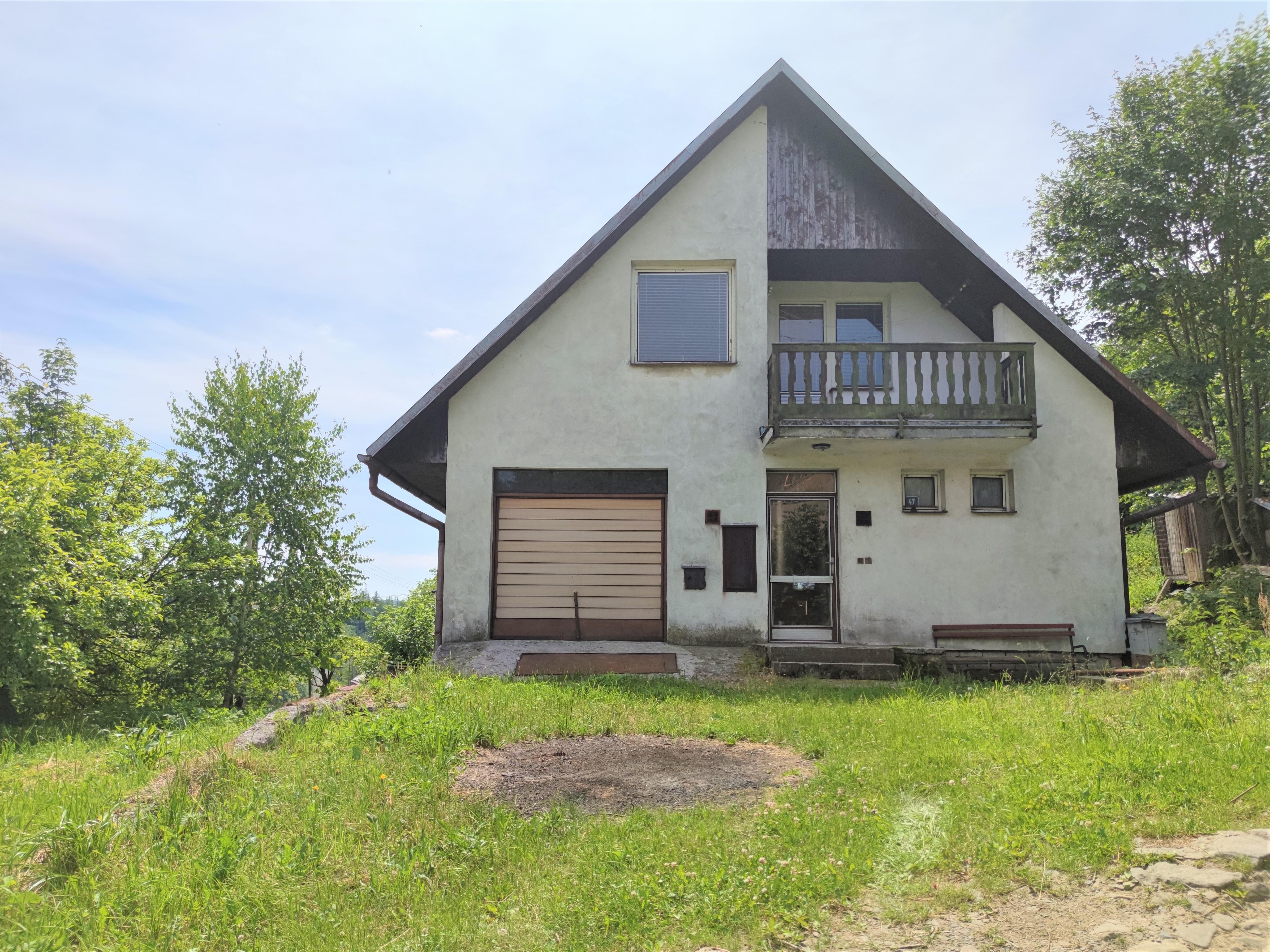 Prodej - Rodinný dům Spálov (Nový Jičín)
