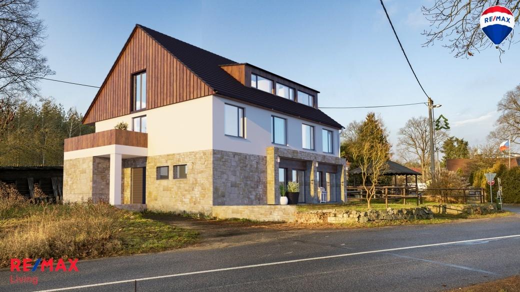 Vizualizace možného budoucího stavu konkrétní nabízené nemovitosti po modernizaci či rekonstrukci
