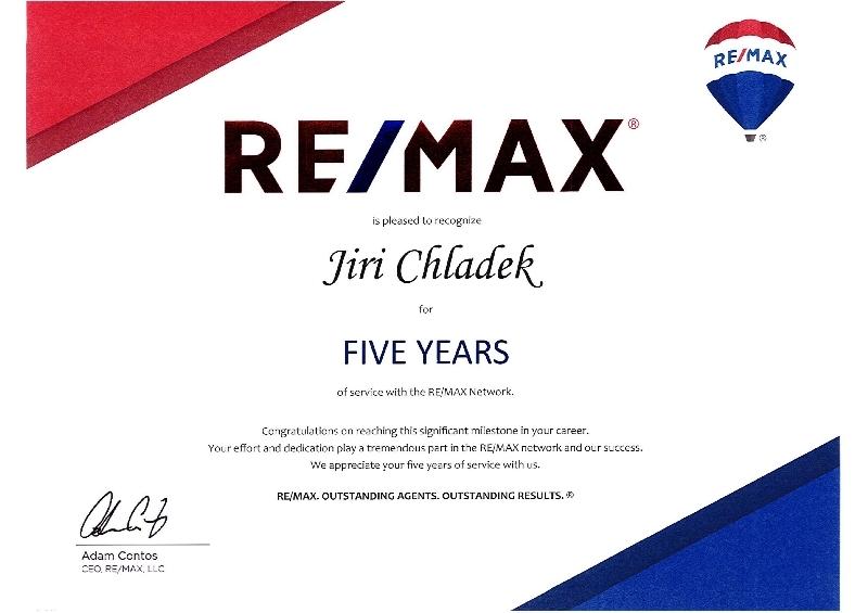 5 let v RE/MAX