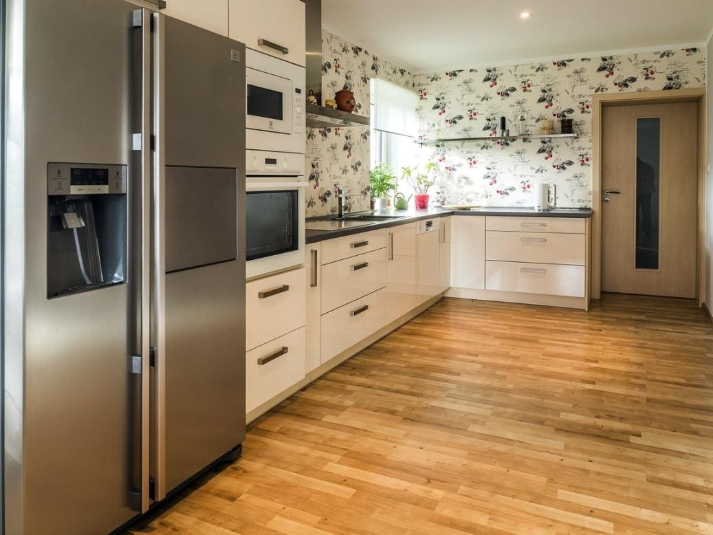 Kuchyně rodinného domu v Žizníkově