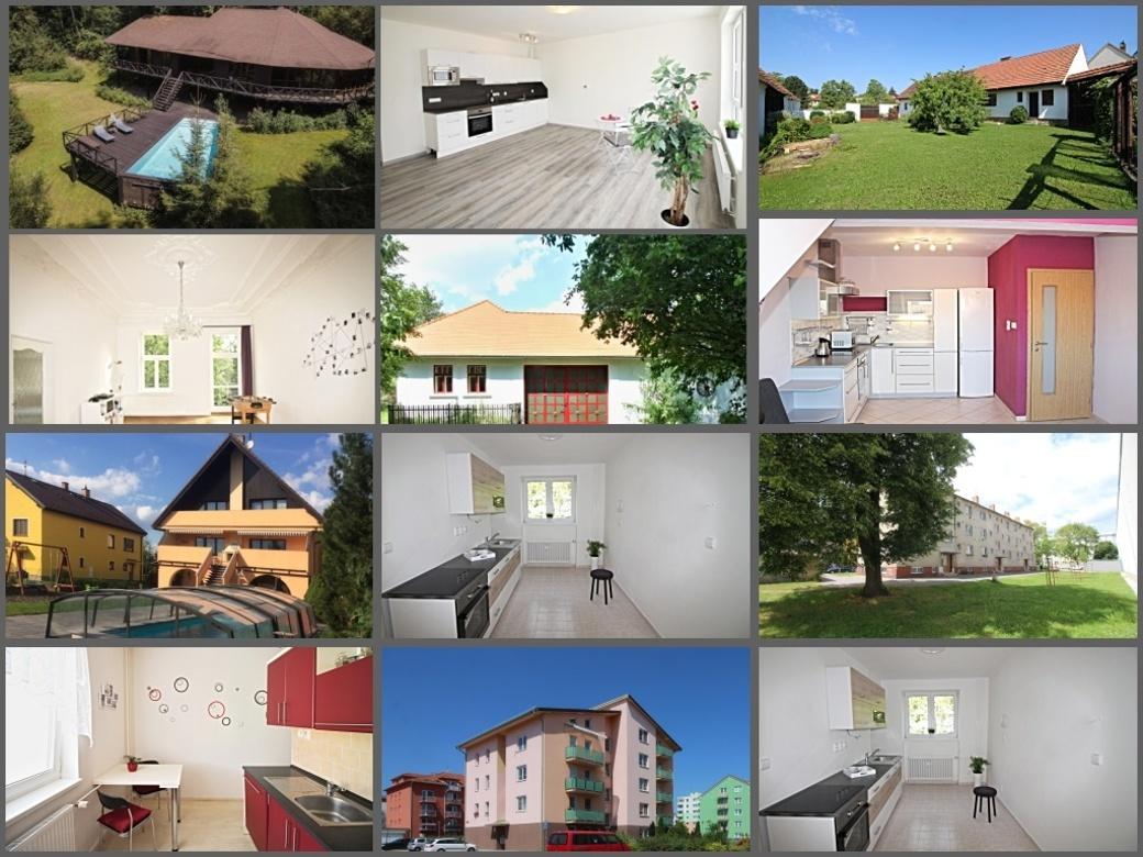 celkem 52 prodaných a pronajatých nemovitostí