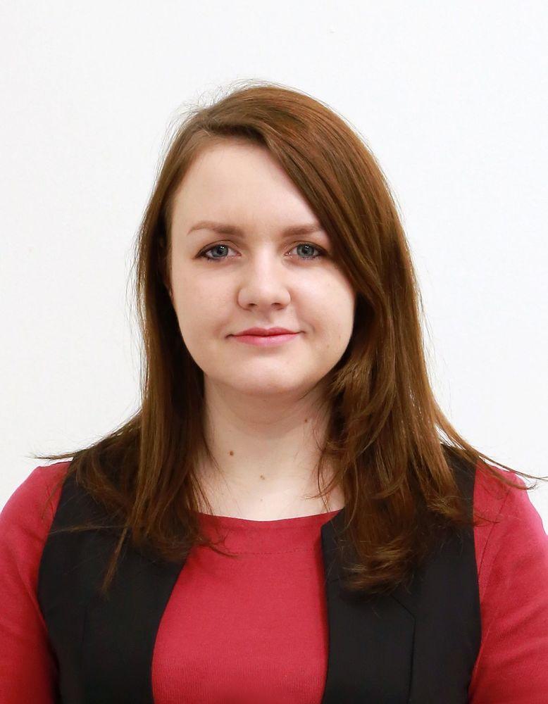 MgA. Iryna Zotenko