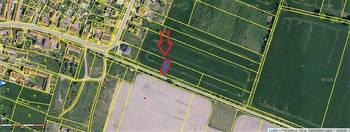 Prodej pozemku 254 m², Čejkovice