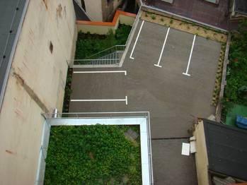 parkovací stání ve vnitrobloku - Prodej garážového stání 13 m², Praha 3 - Žižkov
