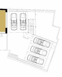 rozmístění parkovacích stání - Prodej garážového stání 13 m², Praha 3 - Žižkov