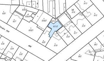 pozemek s parkovacími místy - Prodej garážového stání 13 m², Praha 3 - Žižkov