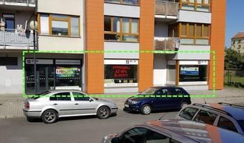 Prodej obchodních prostor 307 m², Milevsko