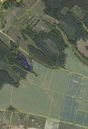 Prodej pozemku 3033 m², Skalka u Doks