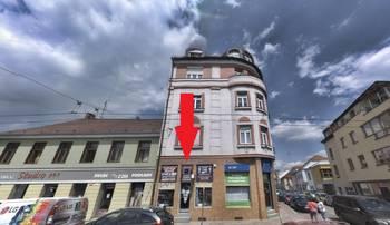 Pronájem obchodních prostor 79 m², České Budějovice