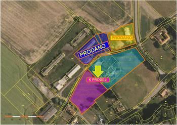 Prodej komerčního objektu 13370 m², Vražné (ID 160