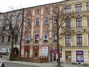 Pronájem obchodních prostor 210 m², Jihlava