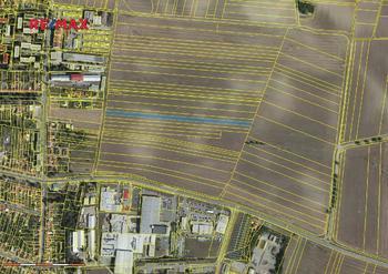 Prodej pozemku 4677 m², Slavkov u Brna