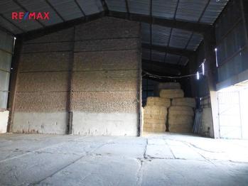 Prodej zemědělského objektu 1216 m², Zbýšov