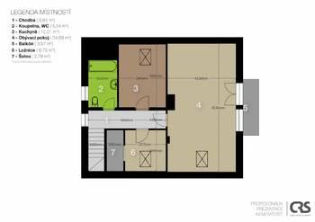 Prodej domu 212 m², Praha 5 - Stodůlky