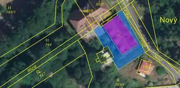Prodej pozemku 2179 m², Unhošť