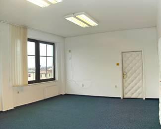 Kancelář - Pronájem kancelářských prostor 124 m², Broumov