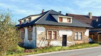Prodej komerčního objektu 400 m², Dlouhá Brtnice