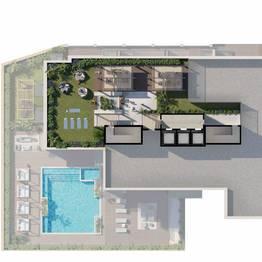 Prodej bytu 3+1 v osobním vlastnictví 102 m², Dubaj
