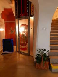 Vstup - Pronájem obchodních prostor 210 m², Jihlava