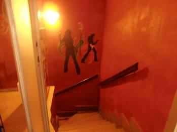 Vstupní schodiště - Pronájem obchodních prostor 210 m², Jihlava