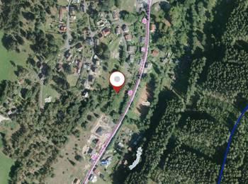 č. 1, parc.č. 610/1 - Prodej pozemku 6435 m², Kraslice