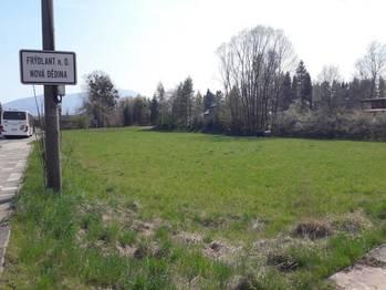 Pronájem pozemku 1374 m², Janovice
