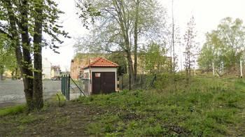 Stavba zařízení středotlaku. - Prodej zemědělského objektu 6900 m², Krásná