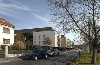 Prodej bytu 2+kk v osobním vlastnictví 66 m², Zlín