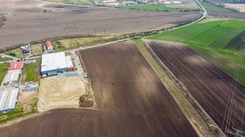 Prodej pozemku 8778 m², Telnice