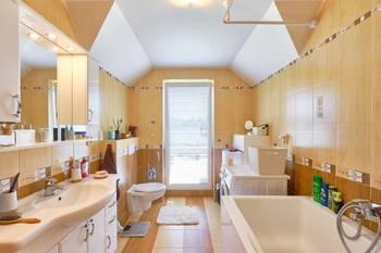 Koupelna + WC - Prodej domu 251 m², Římov