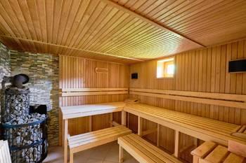 Sauna - Prodej domu 251 m², Římov