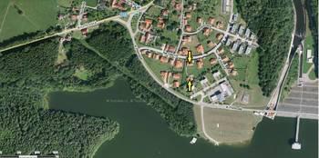 Letecký snímek - Prodej domu 251 m², Římov