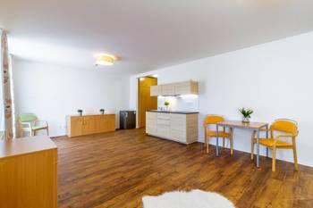 Pronájem bytu 1+kk v osobním vlastnictví 52 m², Praha 5 - Slivenec