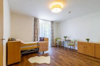 Ložnice - Pronájem bytu 2+kk v osobním vlastnictví 52 m², Praha 5 - Slivenec