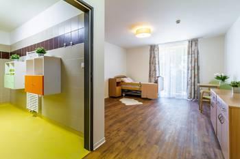 Pronájem bytu 2+kk v osobním vlastnictví 52 m², Praha 5 - Slivenec