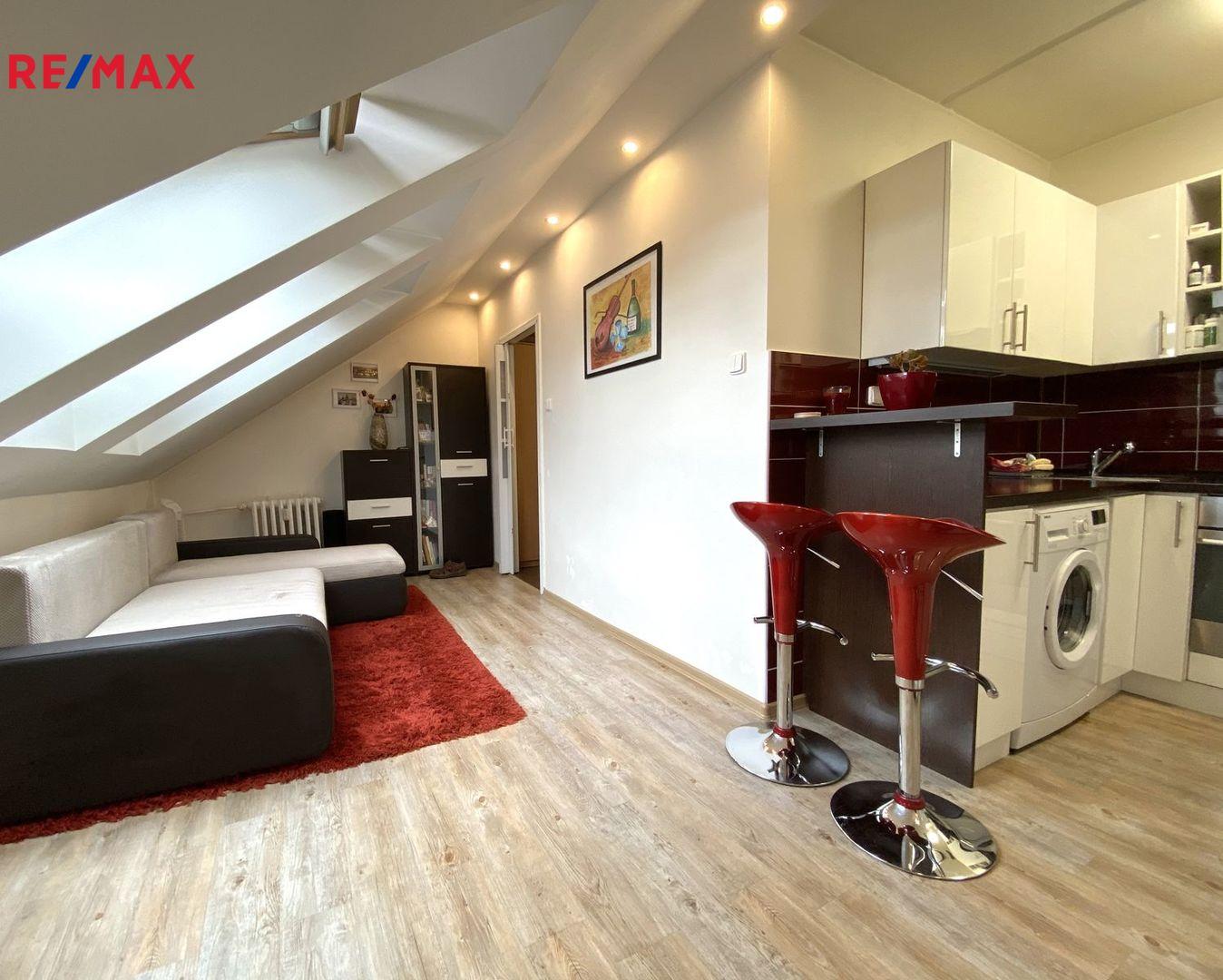 Prodej bytu 1+kk v osobním vlastnictví 27 m², Praha 5 - Radlice