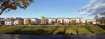 Prodej bytu 2+kk v osobním vlastnictví 67 m², Zlín