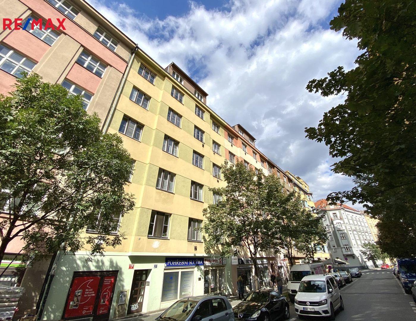 Prodej bytu 4+kk v družstevním vlastnictví 128 m², Praha 3 - Žižkov