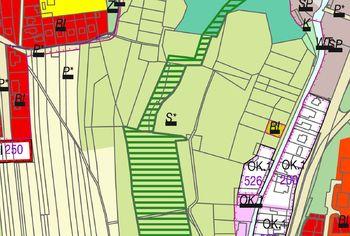 Prodej pozemku 8163 m², Zlín