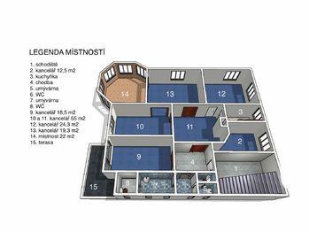 Pronájem jiných prostor 90 m², Jablonec nad Nisou