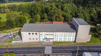 Prodej komerčního objektu 263 m², Česká Lípa