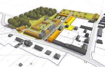 Prodej pozemku 17341 m², Chomutice