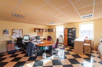 Pronájem kancelářských prostor 154 m², Roudnice nad Labem