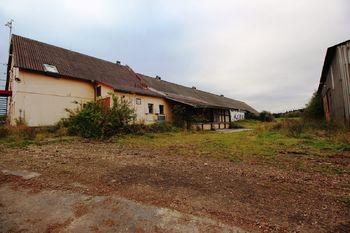 Prodej zemědělského objektu 630 m², Střítež pod Křemešníkem