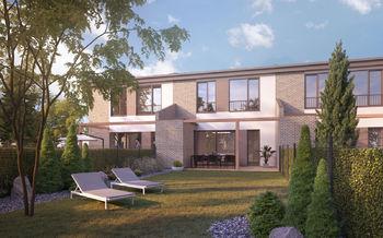 pohled na projekt ŘRD - Prodej domu 120 m², Praha 10 - Dubeč