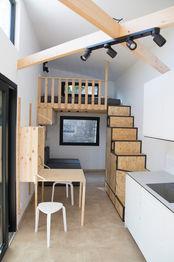 Prodej malého objektu 25 m², Praha 8 - Karlín