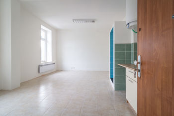 Prodej bytu Garsoniéra v osobním vlastnictví 28 m², Slabce