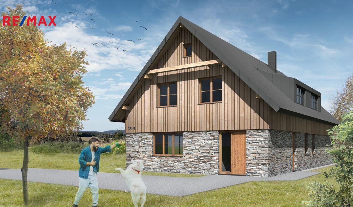 Prodej chaty / chalupy 260 m², Horní Blatná