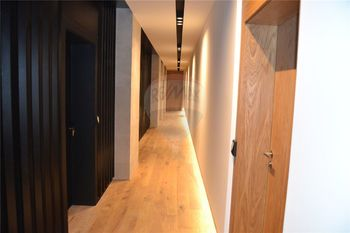 společné vstupní prostory - Pronájem bytu 2+kk v osobním vlastnictví 62 m², Prostějov